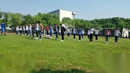《足球-脚背正面,内侧踢球》人教版初一体育与健康,马鞍山市县级优课
