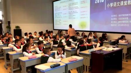 《真想变成大大的荷叶》徐州市第四届青年教师小学语文课堂教学观摩研讨活动
