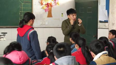 华师大版科学八上5.2《质量守恒定律》课堂实录教学视频-项文辉