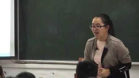 华师大版科学八上4.4《植物的呼吸作用》课堂实录教学视频-董洁丽