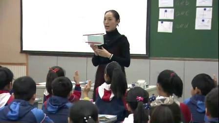 人教版数学四上《平行与垂直》课堂教学视频实录-汪科波