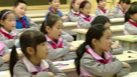 人教版数学二上《角的初步认识》课堂教学视频实录-潘雨杉