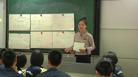 人教版英语八上Unit2SectionA课堂教学视频实录-杨蕾烨