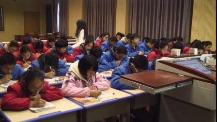 人教版英语九年级Unit7SectionBWriting课堂教学视频实录-范婵娟
