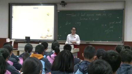 人教版英语九年级Unit11SectionA课堂教学视频实录-徐菲