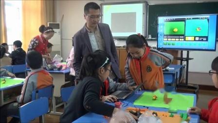 浙美版美术五年级《泥塑定格动画的制作》课堂教学视频实录-乐春波、钱世伟