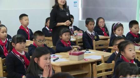 浙美版美术三年级《鸟的天堂》课堂教学视频实录-陈晓燕