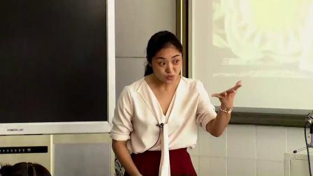 浙教版品德与社会二上《中秋节》课堂教学视频实录-励娜