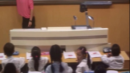 人教版数学一上《10的认识》课堂教学视频实录-何帅娜