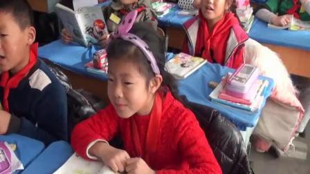 人教版小学语文二上第12课《坐井观天》课堂教学视频实录-李晓双