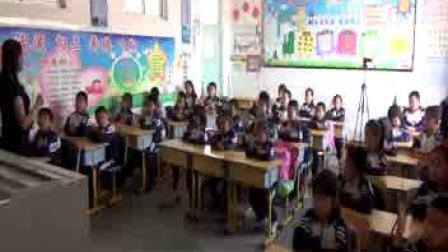 幼儿园优质课《面对陌生人》课堂教学视频实录-刘世杰