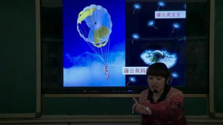 《3 植物妈妈有办法》部编版小学语文二上课堂实录-西藏昌都市-莫锦芬