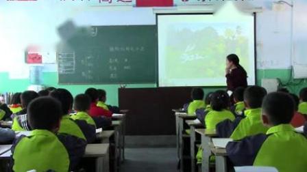 《3 植物妈妈有办法》部编版小学语文二上课堂实录-山东潍坊-王云花