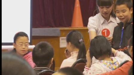 第七届全国小学英语公开课大赛获奖视频-D吉林_程晔use your five senses