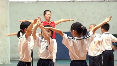 《少儿形体操》一、二年级体育,刘佳敏