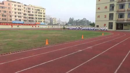 《足球-脚内侧踢球》人教版初一体育与健康,广东市级优课