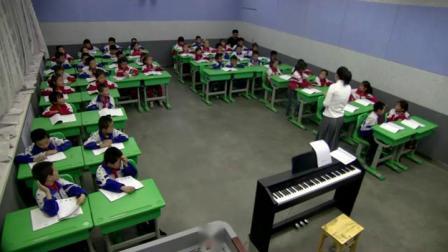 湘教版一年级音乐《小乐手》教学视频