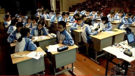 高中英语大赛《My_Hero Writing》课堂教学视频