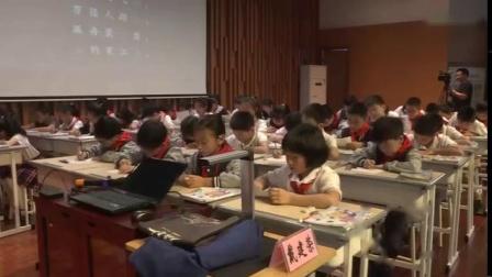 《江雪》四年级语文优质课视频_上海名师戴建荣