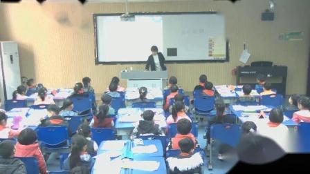 人教部编版语文一上识字10《升国旗》课堂实录-亳州:李敏