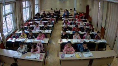 人教部编版语文一上识字10《升国旗》课堂实录-咸宁市公开课