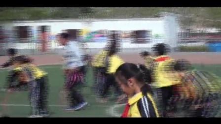 《跳绳游戏》二年级体育,马丽