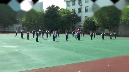 《跳短绳:连续并脚跳》科学版一年级体育,江苏省市级优课