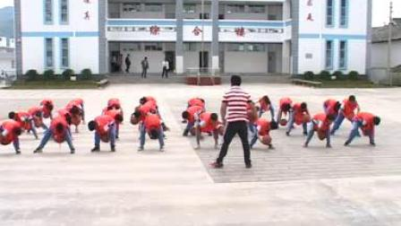 《小篮球运球》科学版四年级体育,杨树雄