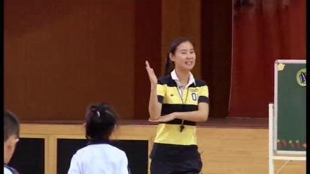 《小白兔学本领——双脚跳》二年级体育,惠颖