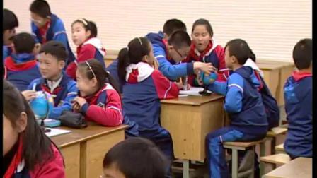 教科版小学科学五下《为什么一年有四季》课堂教学视频实录-肖斌杰