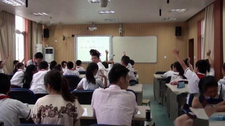 教科版小学科学六下《用显微镜观察身边的生命世界-一》课堂教学视频实录-徐姗丹