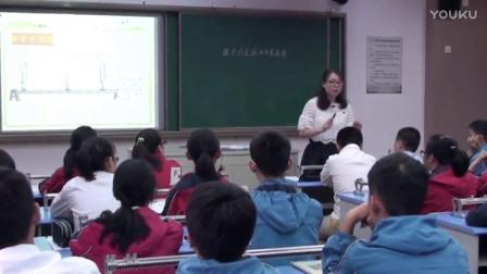 华师大版科学八下2.3《探究凸透镜成像的规律》课堂教学视频实录-夏丹丹