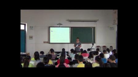 苏教版语文七下-1《写作:上学》课堂教学视频-黄雪娟