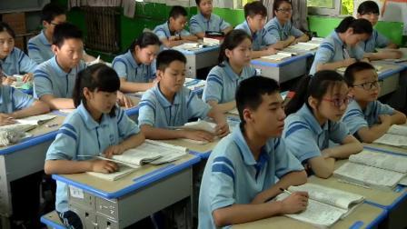 苏教版语文七下2.8《我们家的男子汉》课堂教学视频-康晓英