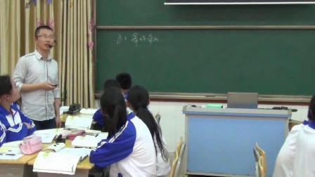 苏科版数学七下8.2《幂的乘方与积的乘方-1》课堂教学视频-樊朝峰