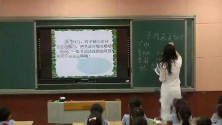《习作》人教版小学语文四下课堂实录-重庆_永川区-钟兰