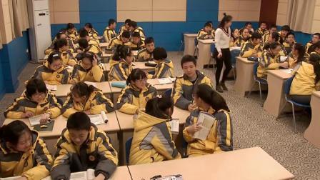 《Study skills- Transitions between ideas》牛津译林版初中英语八下课堂实录-江苏扬州市-陈晨