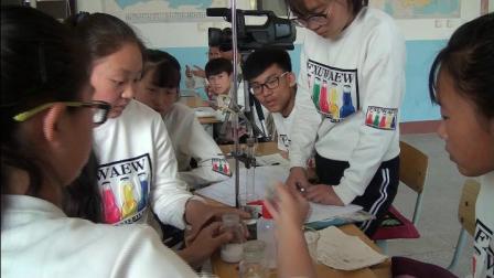 人教课标版-2011化学九下-9.1《溶液的形成》课堂教学视频-尹亚辉