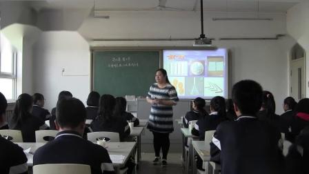 人教2011课标版物理 八下-9.4《流体压强与流速的关系》教学视频实录-冯杰