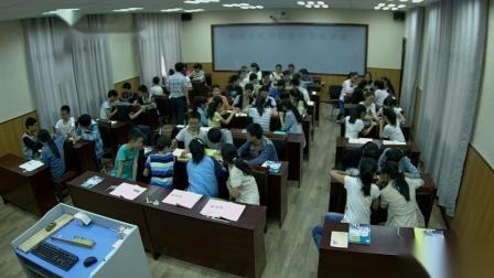 人教2011课标版物理 八下-8.3《摩擦力》教学视频实录-曾令武