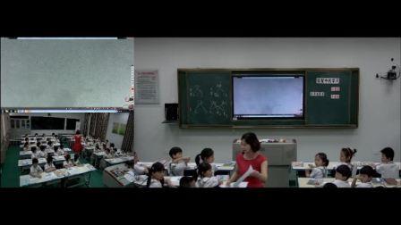 《8 ��W�V角――搭配(二)-搭配���}》人教2011�n�税嫘�W��W三下教�W��l-江西上�市_玉山�h-方新�G