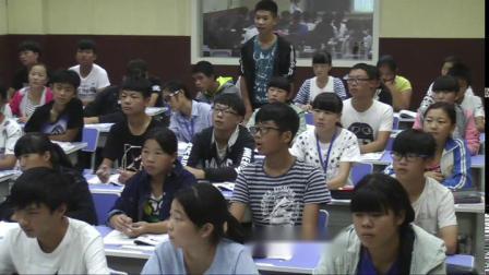 人教2011課標版物理九年級15.1《兩種電荷》教學視頻實錄-沈慧麗