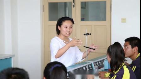 人教2011課標版物理九年級15.1《兩種電荷》教學視頻實錄-李美玉