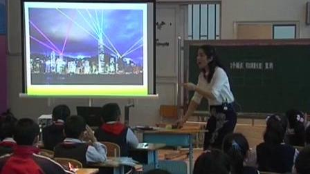 《直线射线和角》苏教版小学数学四年级教学观摩会优质课视频-陈敏