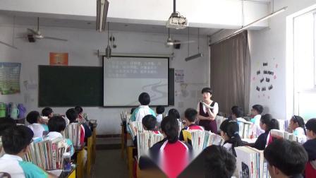 河大版(2016)語文七上1.1中國古代神話三則《女媧補天》教學視頻實錄-王令轉