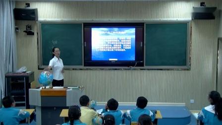 人教版初中地理七上-1.2《地球的运动》教学视频实录-唐雪梅