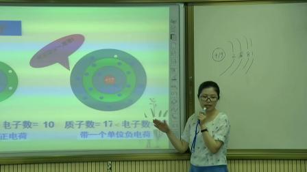 人教课标版-2011化学九上-3.2.2《原子核外电子的排布》课堂教学实录-南宁市