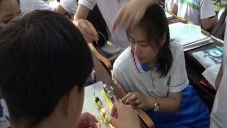 人教2011课标版物理九年级15.3《串联和并联》教学视频实录-贺彦