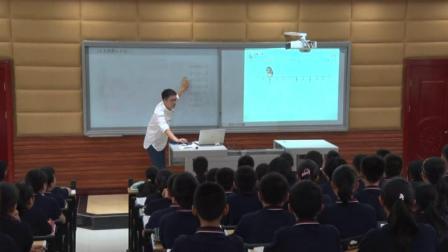 北师大版千赢国际手机版网页七上-2.4《有理数的加法-一》课堂教学视频实录-周攀