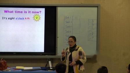 人教版英语七下Unit 2(第一课时)教学视频实录